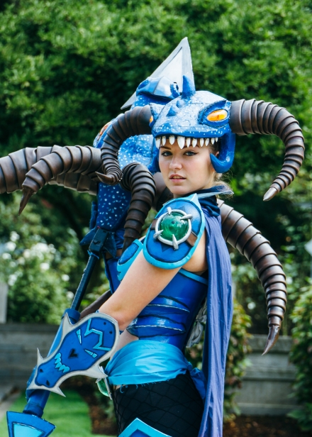 Awesome costumes at PAX 2014