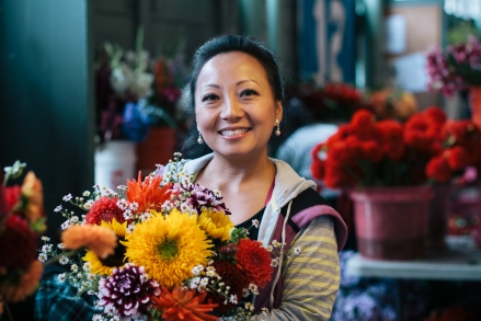 """""""I was thinking about ghost and spirits. Sometimes I sense spirits around me and don't know if they are good or bad spirits. Did you know there's spirits at Pike Place Market? Who can I talk to about these things and find out if I sense them for real and how I can deal with it with it in a positive way?"""""""